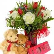 Valentines Gift arrangement