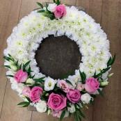 Based Wreath Ring